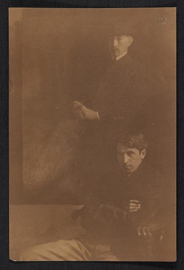 thumbnail image for James Britton papers, circa 1905-1984, bulk circa 1905-1935
