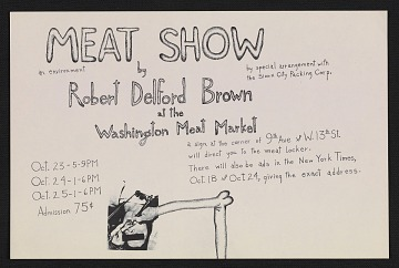 thumbnail image for Robert Delford Brown papers, 1964-2009