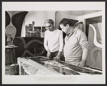 thumbnail image for Fritz Bultman papers, 1928-2010, bulk 1940s-1990s