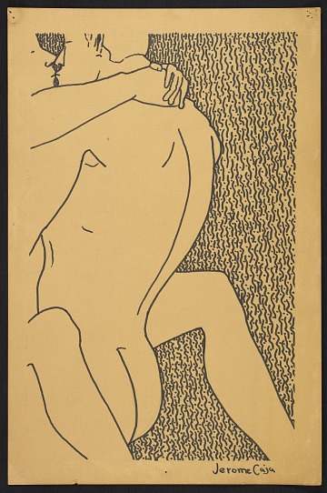 thumbnail image for Jerome Caja untitled drawing