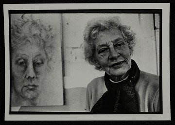 thumbnail image for Robert and Jonatha Ceely papers regarding Maud Morgan, 1976-2000