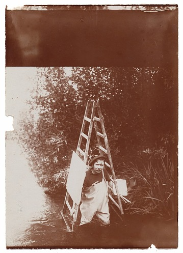 thumbnail image for Aston Knight carrying a ladder