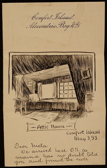 thumbnail image for Alson Skinner Clark papers, 1870-1971, bulk 1890-1940