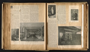 thumbnail image for Thomas Benedict Clarke scrapbooks, 1880-1936, bulk, 1883-1920