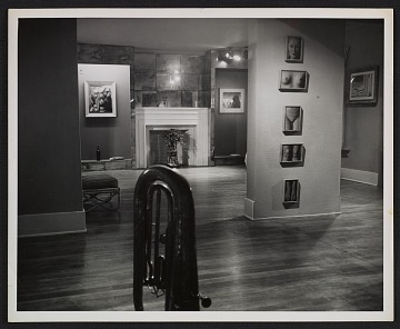 thumbnail image for Rene Magritte exhibition at Copley Gallery