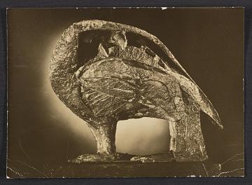thumbnail image for Lee Bontecou, New York, N.Y. item to Joseph Cornell, Flushing, N.Y.
