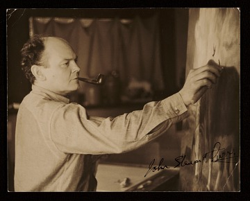 thumbnail image for John Steuart Curry and Curry family papers, 1848-1999