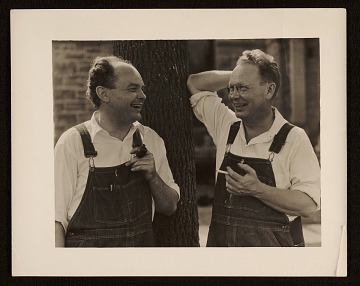 thumbnail image for John Steuart Curry and Grant Wood
