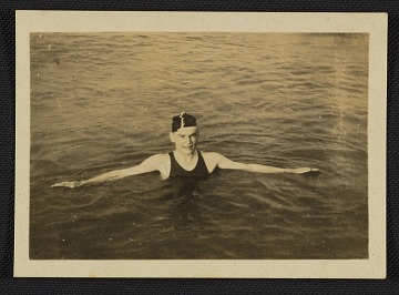 thumbnail image for John Steuart Curry swimming
