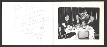 thumbnail image for Salvador Dali, Mary Dale, and Chester Dale at the Plaza Hotel