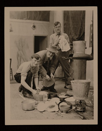 thumbnail image for Andrew Dasburg and Grace Mott Johnson papers, 1833-1980, bulk, 1900-1980