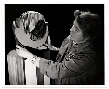 thumbnail image for Worden Day with sculpture