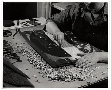 thumbnail image for Worden Day in her studio