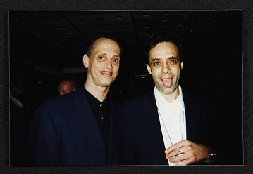 thumbnail image for John Waters and Colin de Land