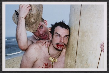 thumbnail image for Daniel McDonald and Spencer Sweeney in Cape Cod