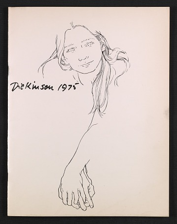 thumbnail image for Catalog for <em>Eleanor Dickinson: line drawing</em> exhibition