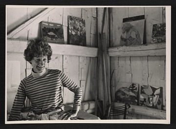 thumbnail image for Lois Dodd papers, 1945-2013