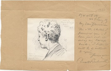 thumbnail image for John M. Donaldson papers, 1873-1938