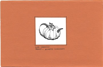 thumbnail image for Annette Corcoran design for a teapot