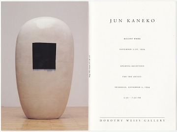 thumbnail image for <em>Jun Kaneko: Recent Work</em>