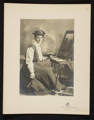 thumbnail image for Dorothea A. Dreier papers, 1881-1941, bulk 1887-1923
