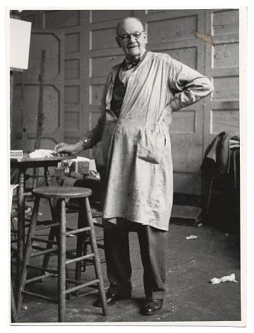 thumbnail image for Frank Vincent DuMond papers, 1866-1982