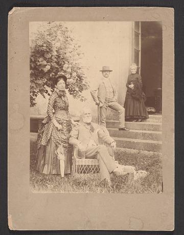 thumbnail image for Frank and Elizabeth Boott Duveneck papers, 1851-1972, bulk 1851-1919