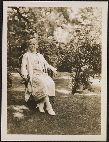 thumbnail image for Edith Emerson papers, 1839-1981, bulk 1894-1971