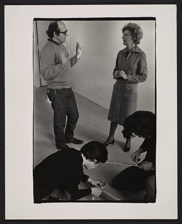 thumbnail image for Exhibition records of the Contemporary Wing of the Finch College Museum of Art, 1943-1975