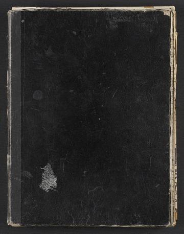 thumbnail image for James Fitzgerald sketchbook #19