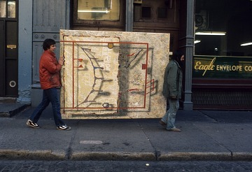 thumbnail image for Robin Forbes slides of SoHo, 1975-1976