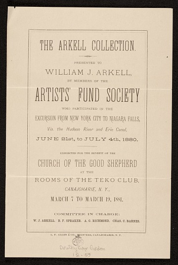 thumbnail image for <em>The Arkell Collection</em>