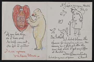 thumbnail image for John Gellatly letters received from artists, 1887-1931