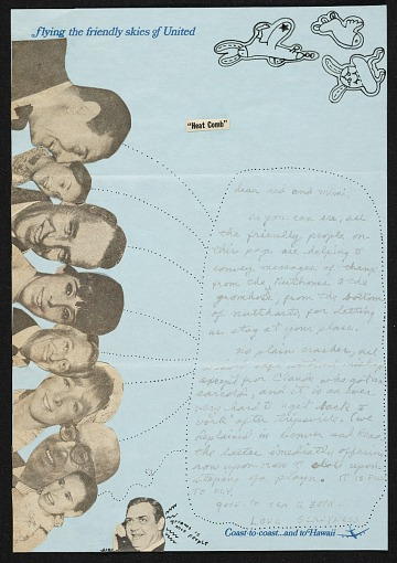 thumbnail image for Mimi Gross papers, 1960-1981