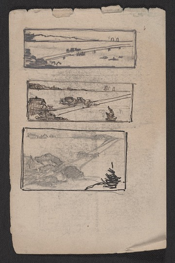 thumbnail image for Landscape sketches
