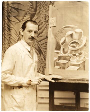thumbnail image for Mamie Harmon papers relating to Kimon Nicolaides, 1935-1985