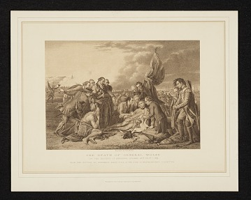 thumbnail image for Death of General Wolfe