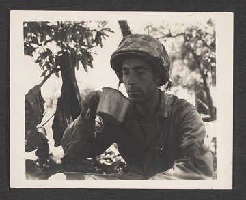 thumbnail image for Sergeant Theo Hios in Saipan