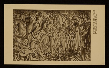 thumbnail image for Armory Show (International Exhibition of Modern Art) memorabilia, 1913