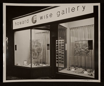 thumbnail image for Howard Wise Gallery records, 1943-1989