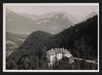 thumbnail image for Aerial view of Altaussee salt mines