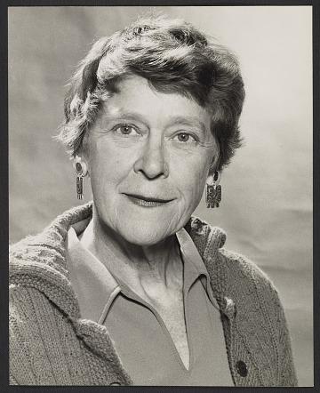 thumbnail image for Ellen Hulda Johnson papers, 1872-1994, bulk 1921-1992
