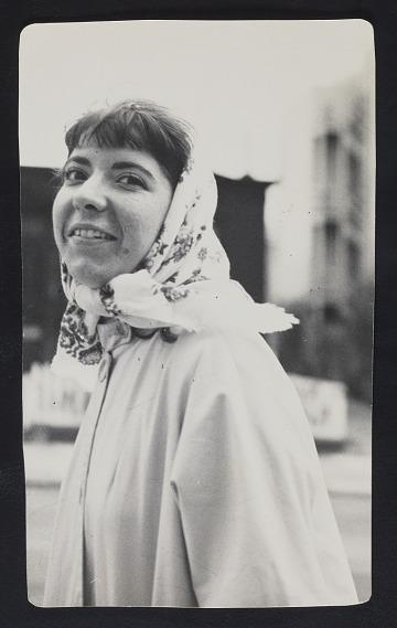 thumbnail image for Patricia Jordan papers, 1870, 1949-1984