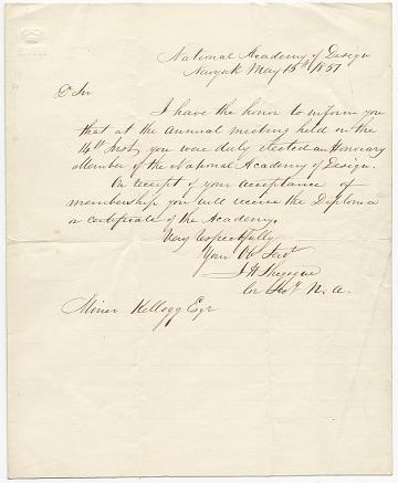 thumbnail image for Miner Kilbourne Kellogg papers, 1842-1882