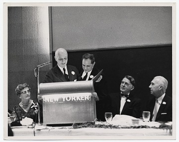 thumbnail image for Rockwell Kent at the ECLC banquet