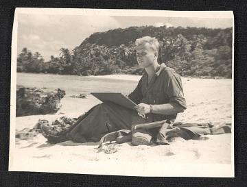 thumbnail image for William Kienbusch papers, 1915-2001, bulk 1936-1980