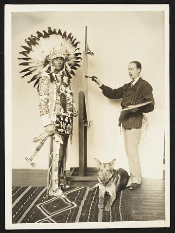 thumbnail image for W. Langdon Kihn papers, 1904-1990, bulk 1904-1957