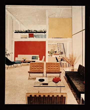 thumbnail image for Knoll showroom entrance space