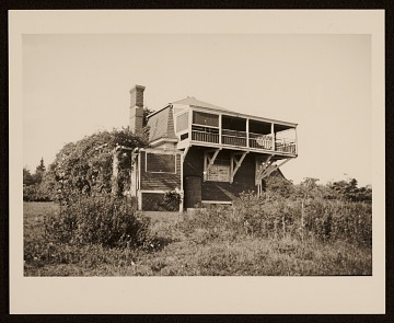 thumbnail image for Winslow Homer's studio. Outdoor view