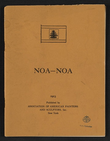 thumbnail image for Extracts from <em>Noa-Noa</em>